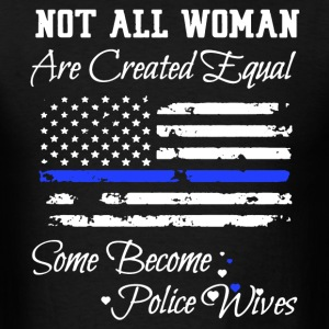 Police Wives Shirt - Men's T-Shirt