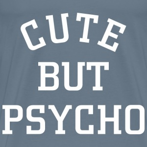 Cute,But,Psycho - Men's Premium T-Shirt
