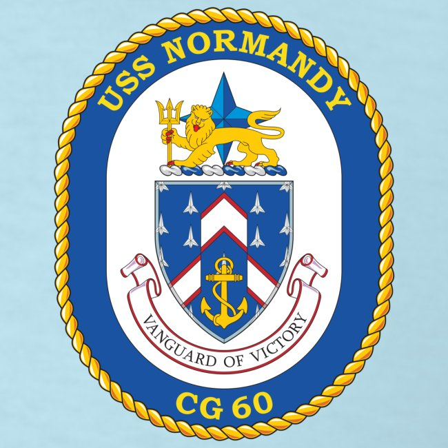 USS NORMANDY BALTOPS/FRUKUS 2012 T-SHIRT