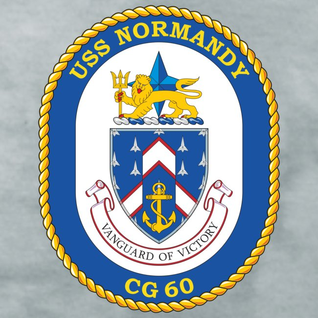 USS NORMANDY BALTOPS/FRUKUS 2012 T-SHIRT