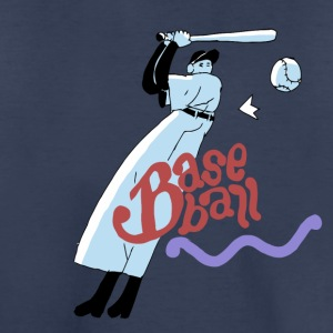 baseball boy - Kids' Premium T-Shirt