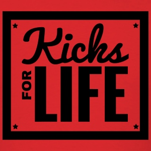 Kicks for Life T-Shirt - Men's T-Shirt