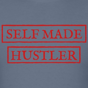 Self Made Hustler T-Shirt - Men's T-Shirt