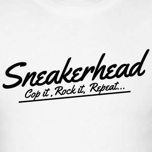Sneakerhead T-Shirt - Men's T-Shirt