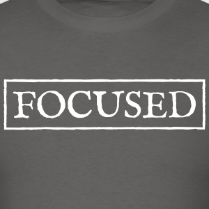 Focused T-Shirt - Men's T-Shirt