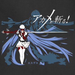 Akame Ga Kill - Esdeath - Adjustable Apron
