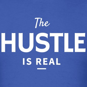 The Hustle T-Shirt - Men's T-Shirt