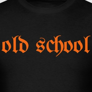 Old School T- Shirts - Men's T-Shirt