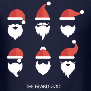 beardgodspread - Men's T-Shirt