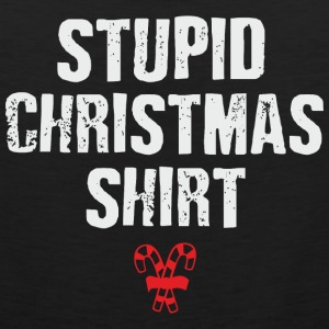 STUPID CHRISTMAS SHIRT Sportswear - Men's Premium Tank