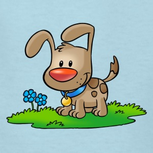 Doggy 01 - Kids' T-Shirt