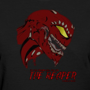 Woman's T-Shirt (THE REAPER) - Women's T-Shirt