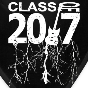 Class Of 2017 Rocks Caps - Bandana