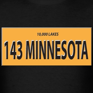 I Love Minnesota T-Shirts - Men's T-Shirt