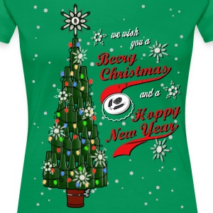 Beery Christmas Tree T-Shirts - Women's Premium T-Shirt