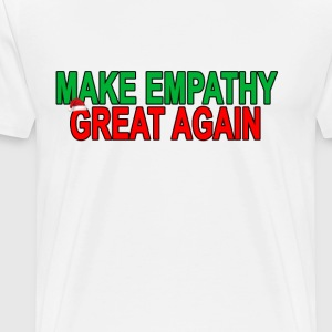 funny_christmas_make_empathy_great_again - Men's Premium T-Shirt