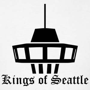 Kings of Seattle T-Shirts - Men's T-Shirt