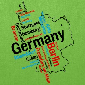 Germany Bags & backpacks - Tote Bag