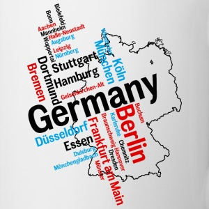 Germany Mugs & Drinkware - Coffee/Tea Mug