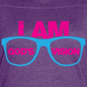 Women's I Am GV Tee - Women's Vintage Sport T-Shirt