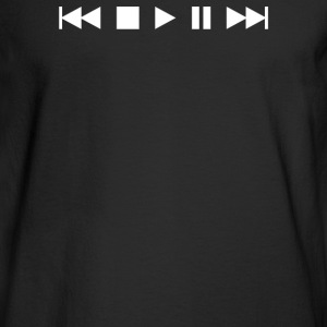 Play music style - Men's Long Sleeve T-Shirt