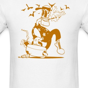 Fear N Loathing In This Foul Year Of Our Lord 1925 - Men's T-Shirt