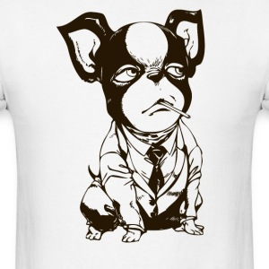 Iggy Jojo bizarre adventure - Men's T-Shirt