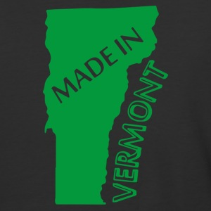 MADE IN VERMONT - Baseball T-Shirt