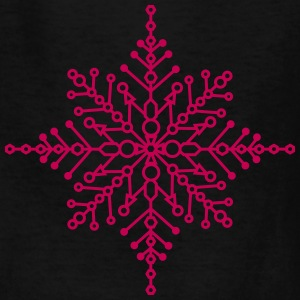 Snow crystal Kids' Shirts - Kids' T-Shirt