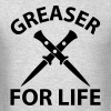 Greaser For Life T-Shirts - Men's T-Shirt