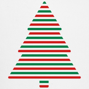 Xmas Tree Stripes Sportswear - Trucker Cap