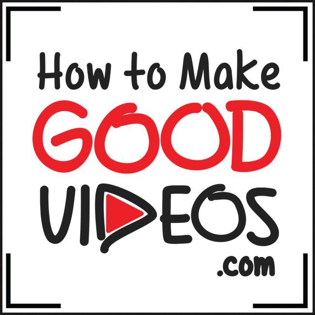 HowToMakeGoodVideos.com Men's Tee