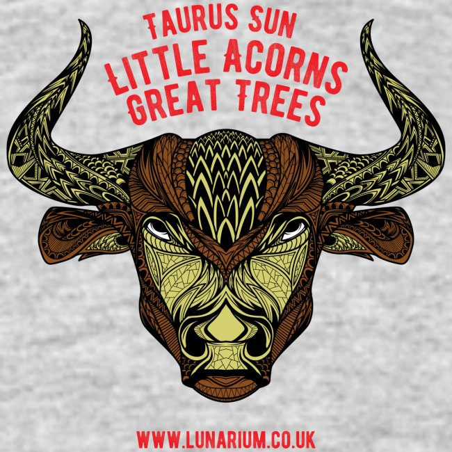 Taurus Sun Men's 50/50 T-Shirt