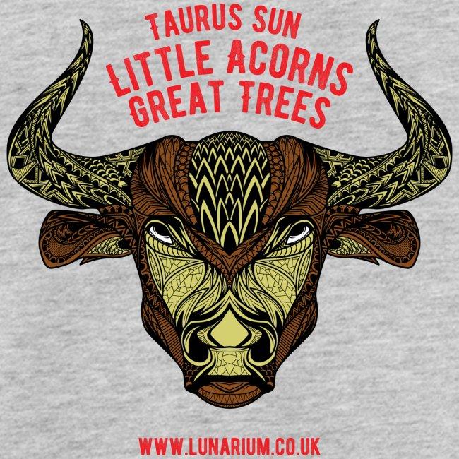 Taurus Sun Men's Premium Tank