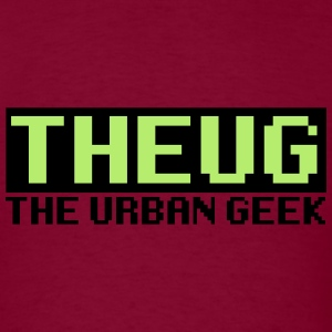 The Urban Geek - Men's T-Shirt