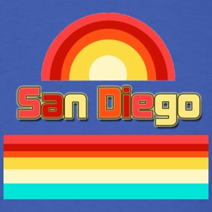 San Diego Sun - Men's T-Shirt