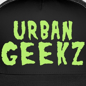 The Urban Geekz  - Trucker Cap