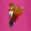Rainbow Wing  - Women's Flowy T-Shirt