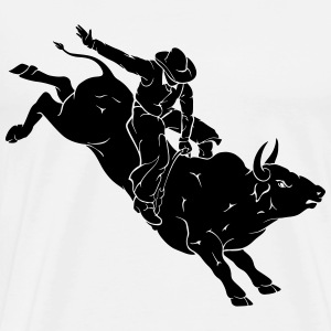 rodeo - Men's Premium T-Shirt