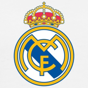 Real Madrid Logo - Men's Premium T-Shirt