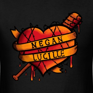 Negan Lucille TWD - Men's T-Shirt