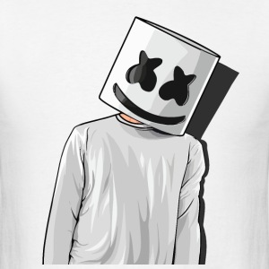 Marshmello FAN ART - Men's T-Shirt
