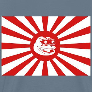 Kamikaze Japanese Pepe the Frog - Men's Premium T-Shirt