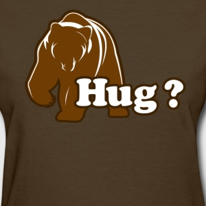 Bear Hug T-Shirts - Women's T-Shirt