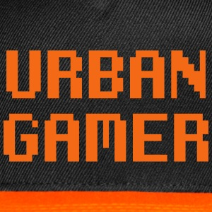 Urban Gamer - Snap-back Baseball Cap