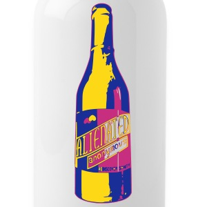 Beer Water Travel Bottle - Water Bottle