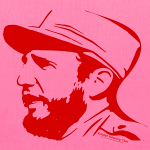 Fidel Castro in Red Bags & backpacks - Tote Bag