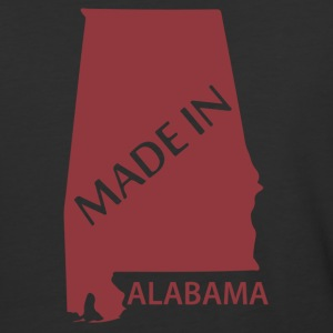 MADE IN ALABAMA - Baseball T-Shirt