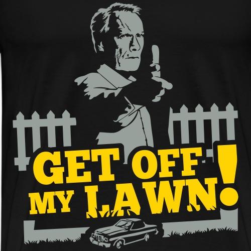 Get off my lawn!! V2