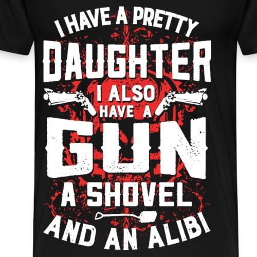 I Have A Pretty Daughter